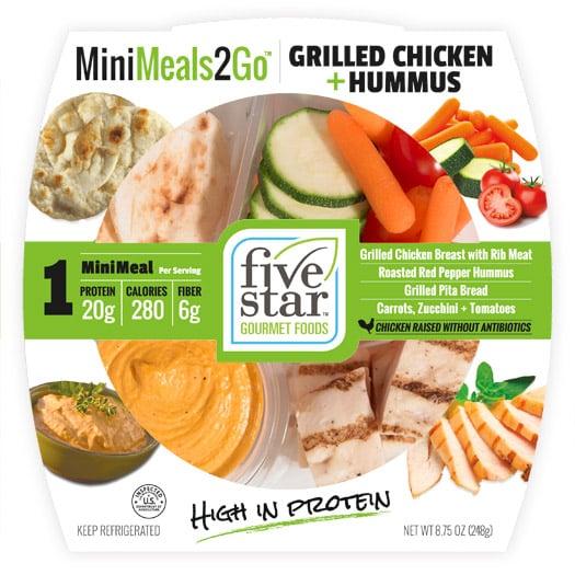 Mm2g Grilledchicken Hummus Fivestar Gourmet Foods An Appetite